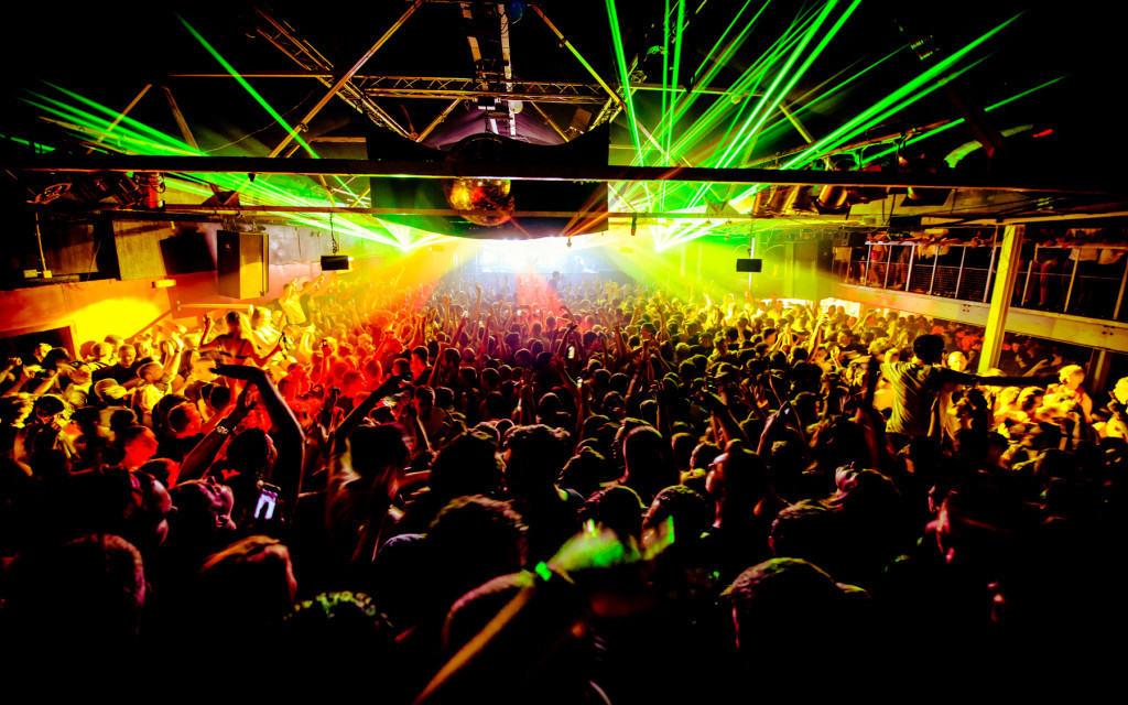 Clubbing in Liverpool