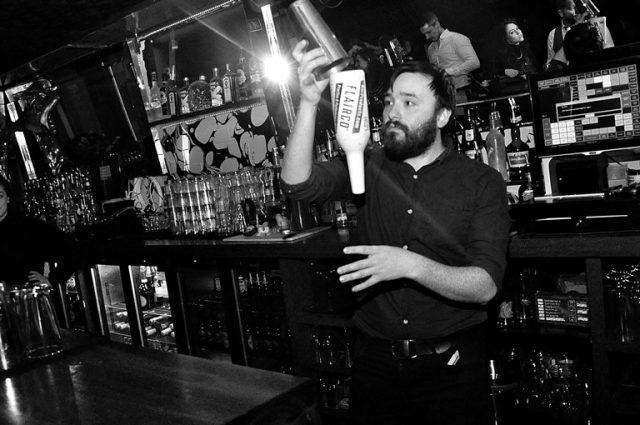 Bar staff at Signature Living