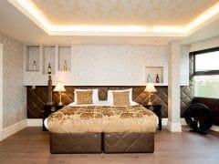 Opium group hotel room in Liverpool