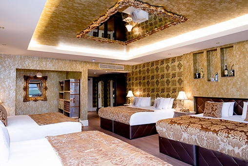 Wonderland room at Signature Living
