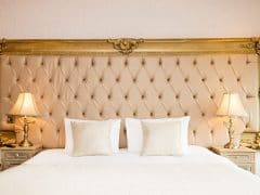 LP Rose room - hen party hotel Liverpool