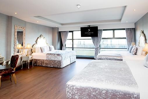 Smirnoff suite - Prohibition floor at Signature Living