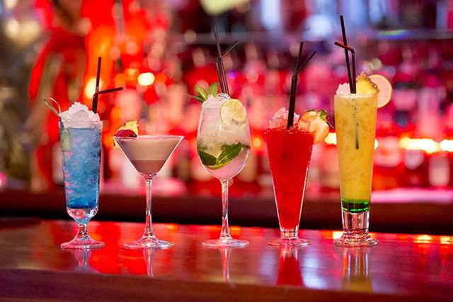 Bar Signature - cocktail tour of Liverpool
