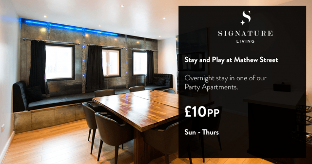Stay and play matthew Street apt - Liverpool accommodation offers