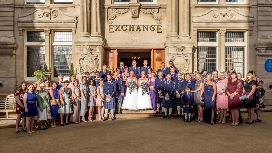 Exchange Hotel Wedding - Signature Living Weddings