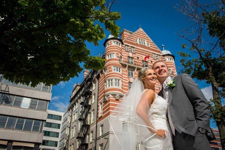 30 James Street wedding in Liverpool