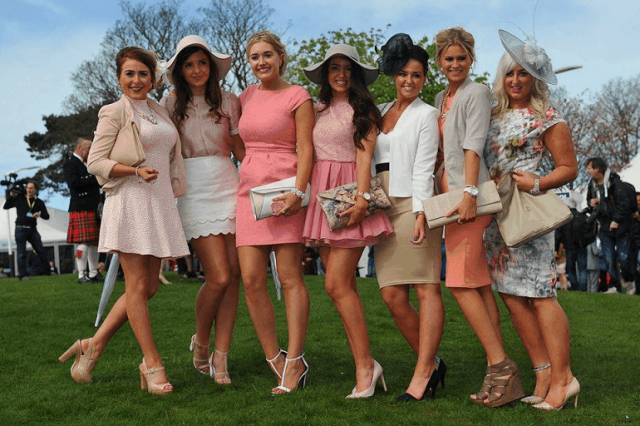 Ladies Day in Liverpool