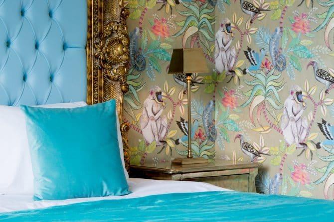 stylish hotel rooms at Signature Living