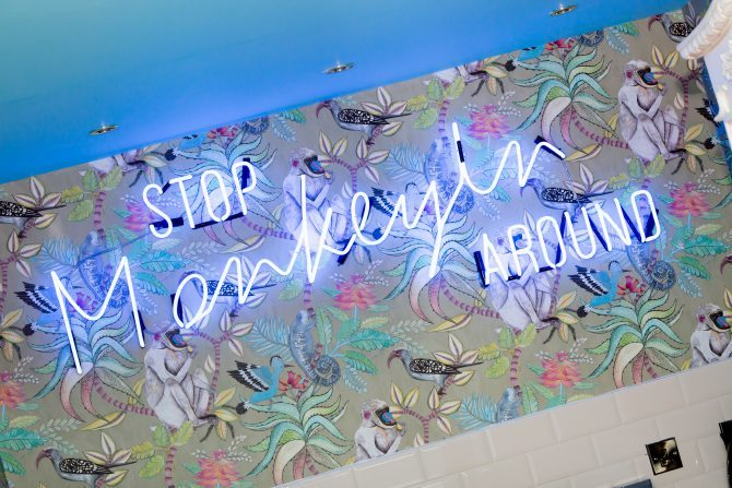 Signature Living neon signs