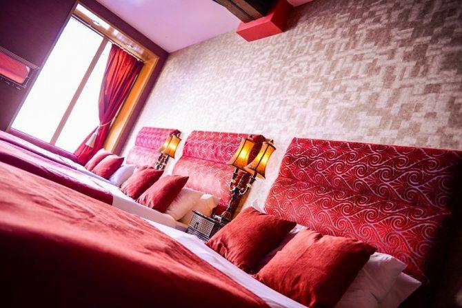 Burlesque - Liverpool accommodation