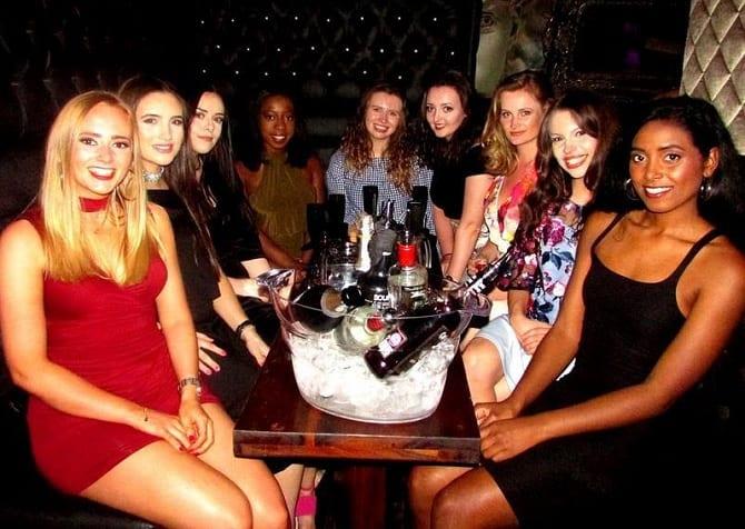 Ultimate Girls Friday