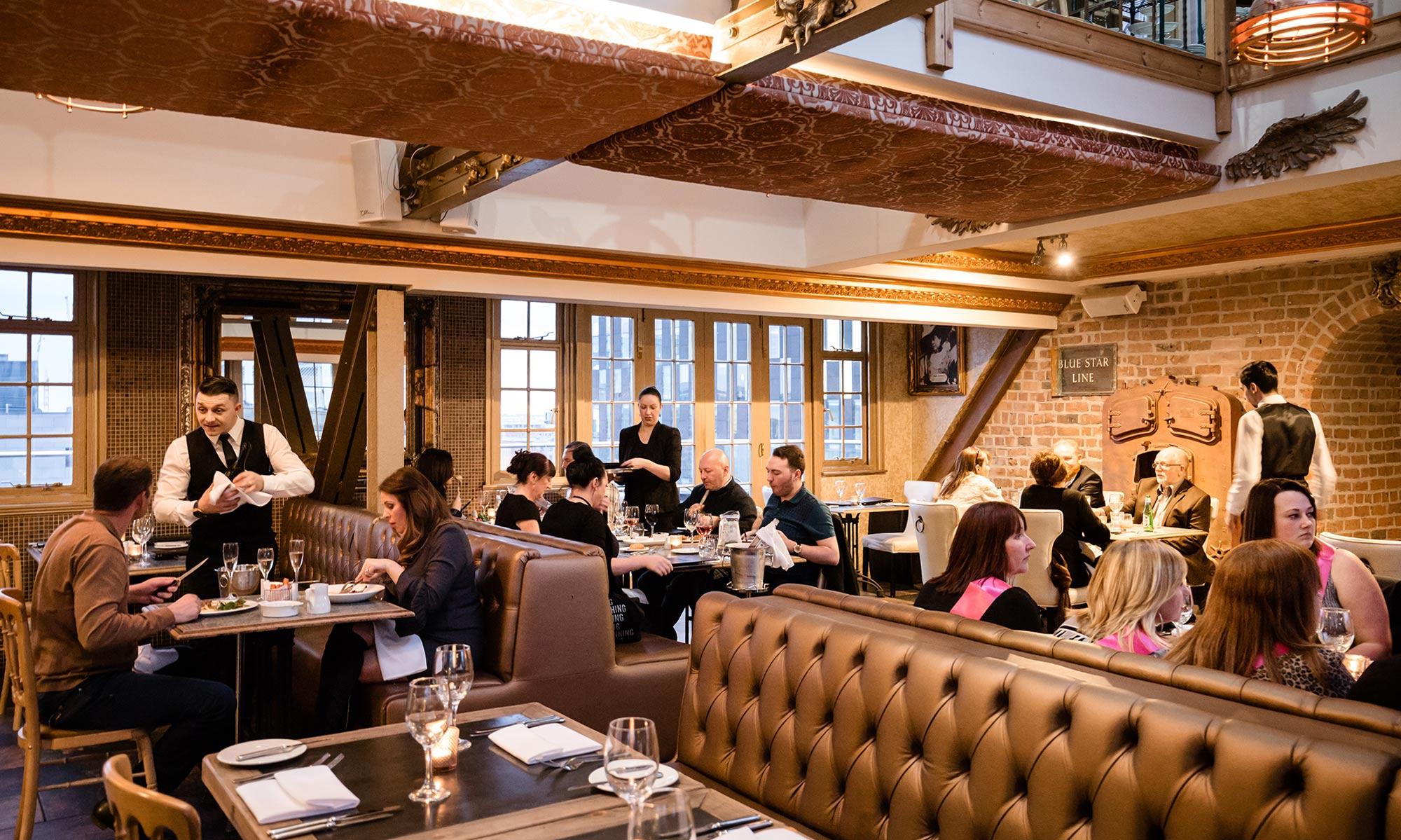 Liverpool bar and restaurants - Carpathia