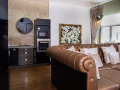 Iconic serviced apartment in Liverpool