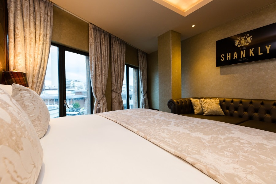 The Shanky Hotel - Valentine's Day offers