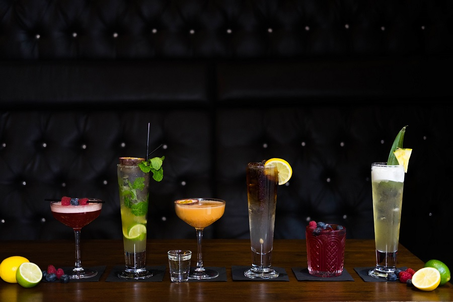 Signature Living's - best cocktails in Liverpool