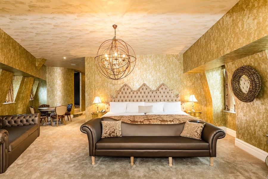 Presidential Suite Shankly Hotel - bucket list