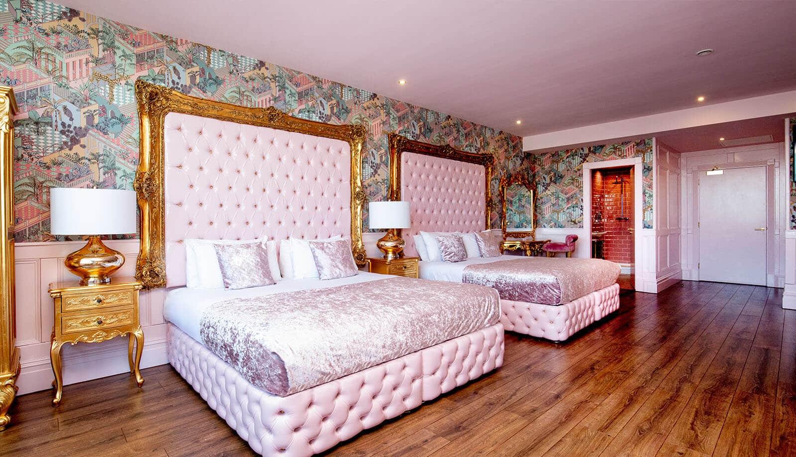 FOMO - hotel rooms Liverpool