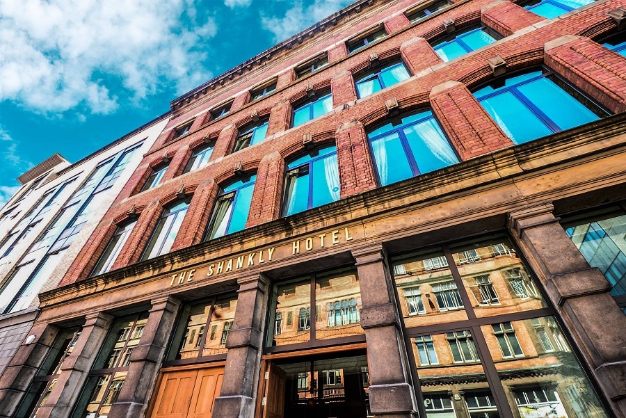 The Shankly Hotel exterior