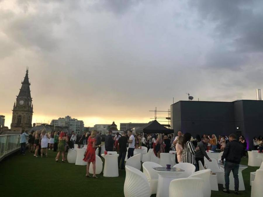 rooftop cinema liverpool