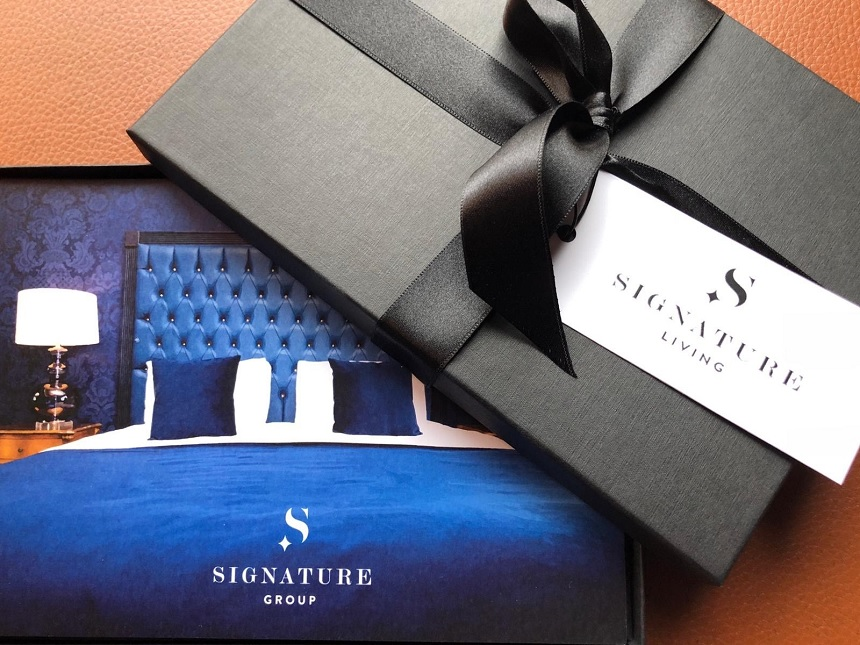 Signature Living Gift Card