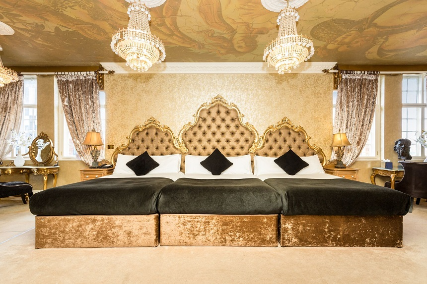The Presidentail Suite 30 James Street - Signature Living Liverpool [rices