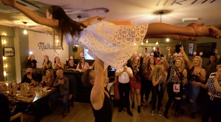 Dirty Dancing Mulholland - hen party ideas