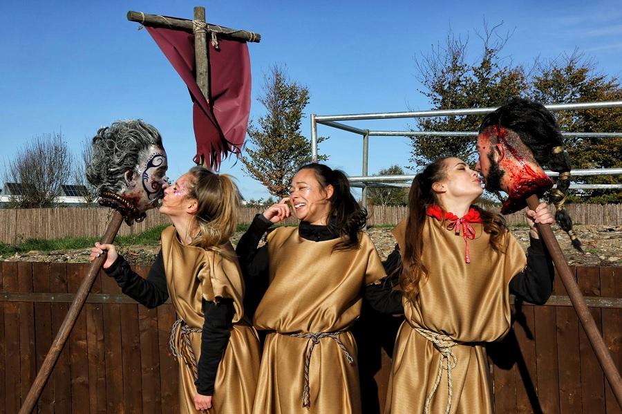 The Romans - hen party ideas