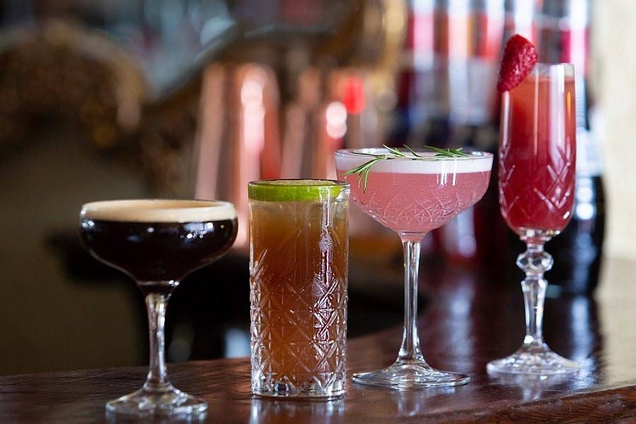 Carpathia Cocktails