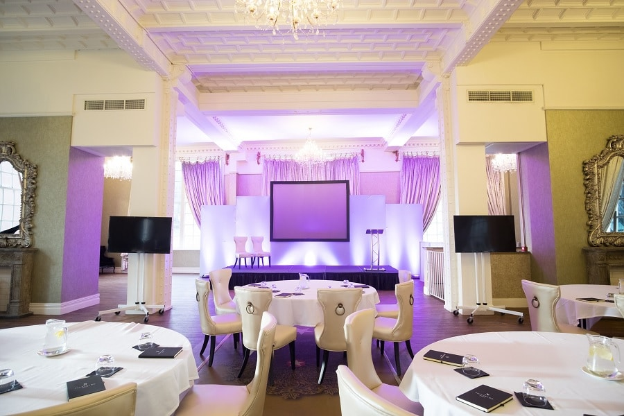 White Star Grand Hall - party venue hire Liverpool