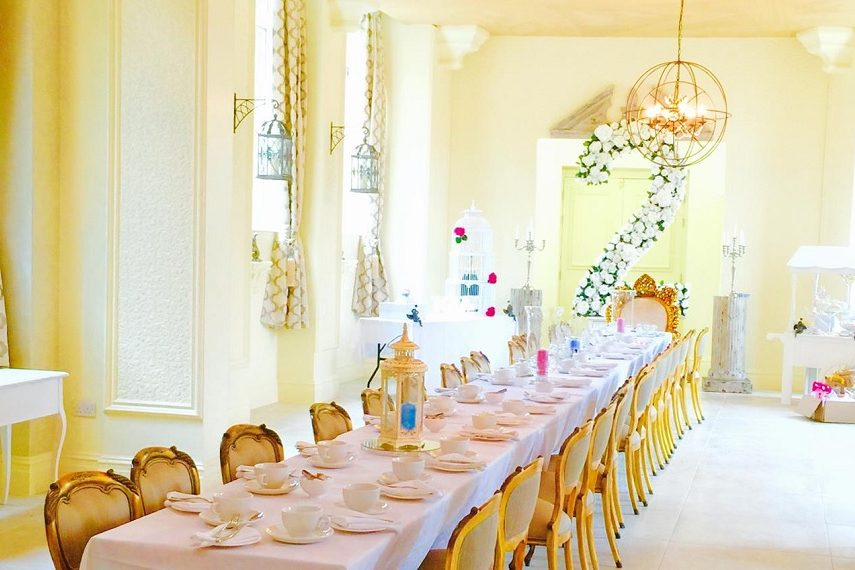 Baby Shower Eden - private venue hire