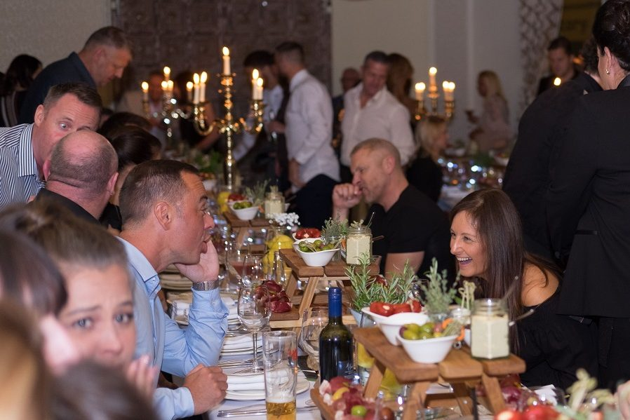 Birthday Dinner - private venue hire