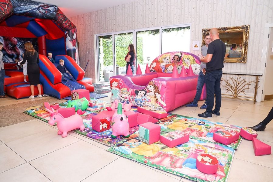 Kids party private venue hire
