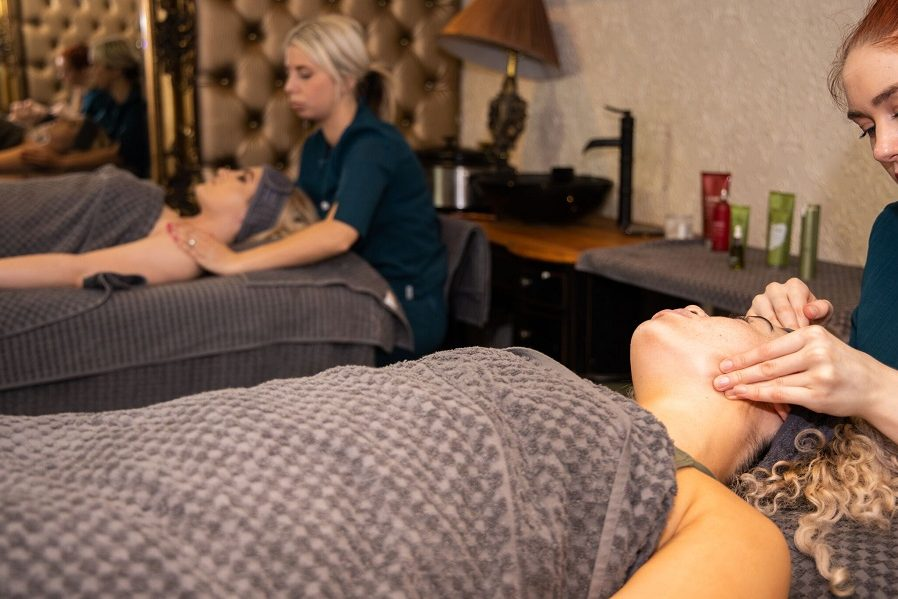 Morgan's Spa treatments - hen party spa weekend