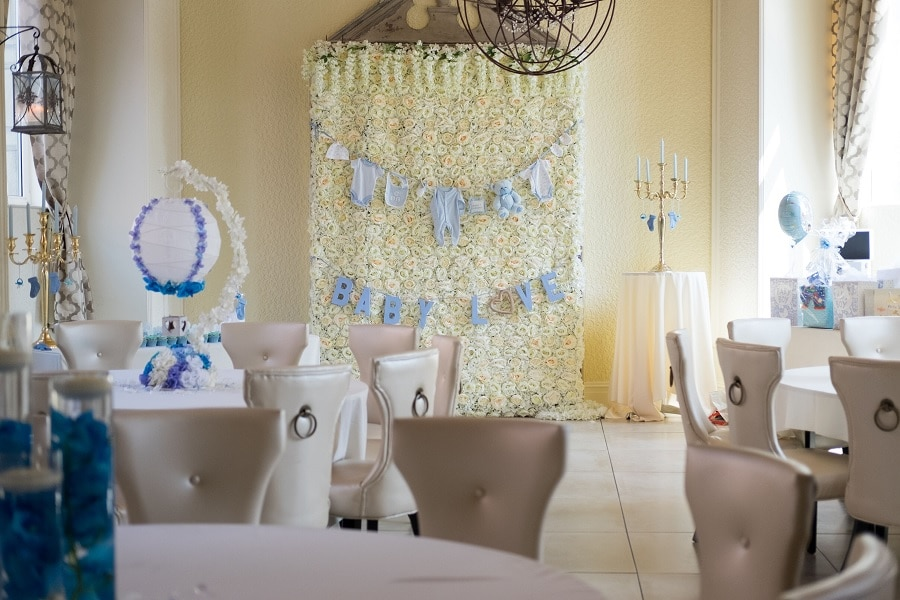 Baby Shower venues and packages
