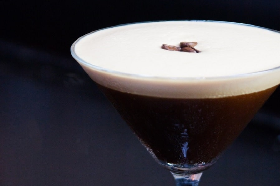 Espresso Martini - Alma de Cuba - Autumn City breaks